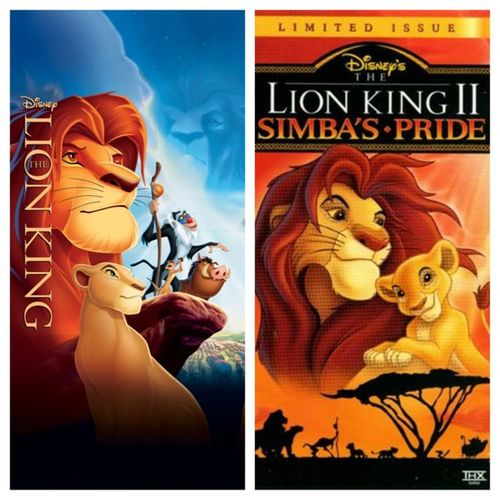 August photo challenge .? Day 9. Favorite movie ? - the lion king, & lion king 2 ?? Myfavoritesmovies Eversinceiwasababy Ilovethesesmovies Theyarethebest iknoweverywordtothese lololol ??????