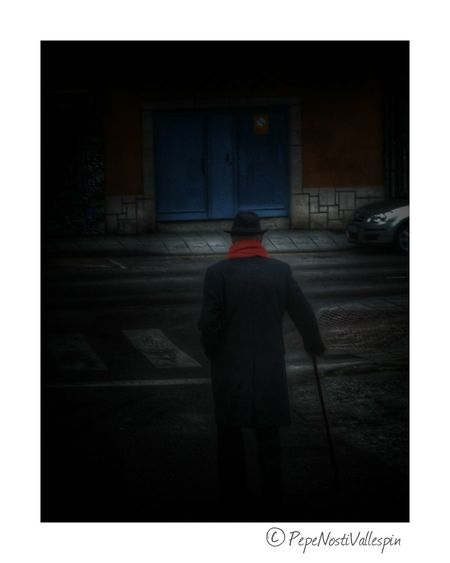 Old People Outdoors Outdoor Photography One Man Only Poladesiero