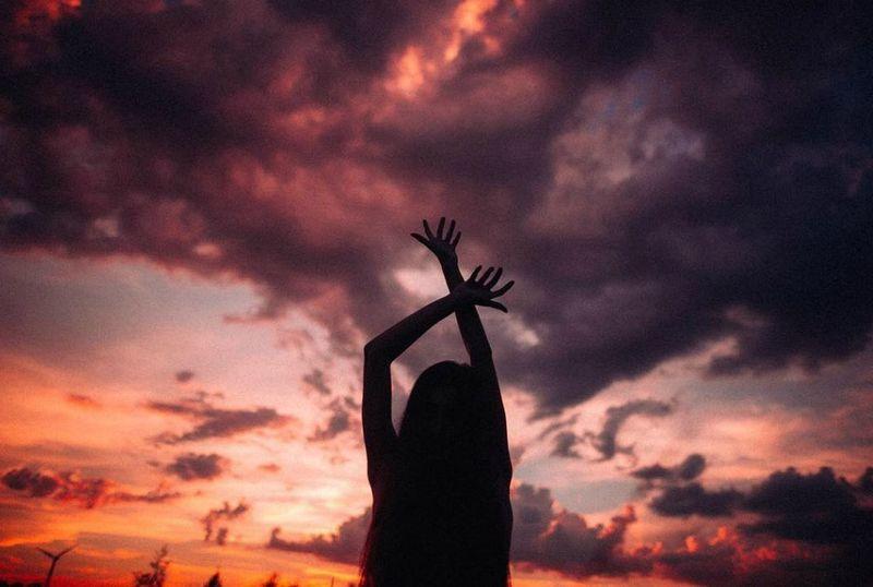 EyeEm Selects Beautiful ♥ Space Sun Sky Sunset Sunshine Red Color Sunset_oftheworld Sol Twilightscapes Ff,_nature Beautiful облака👍 небо⛅️ жить хорошо! Природа поражает облока Nature природа🍃 прекрасен