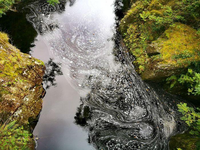 Water Reflection Outdoors No People Cwm Rheidol Huawei P9 Leica Wales❤