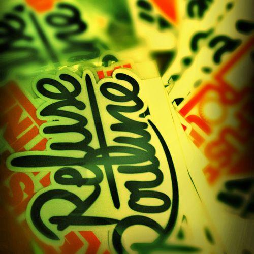 Sticker Packs. We fill 'em. Stickers Rainbows Refuseroutine