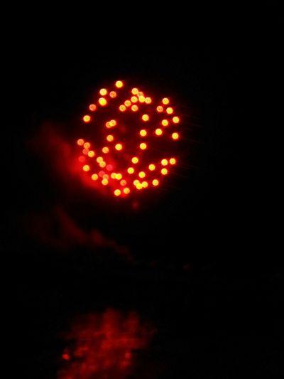 Sky Night Nightphotography Fireworks