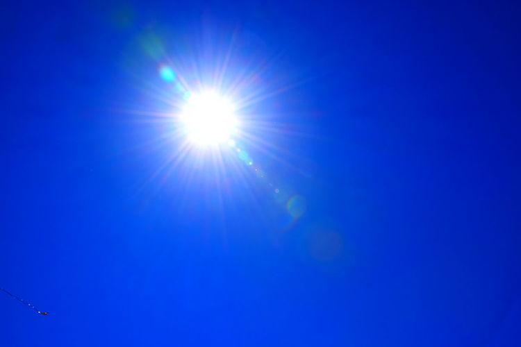 Blue Astronomy