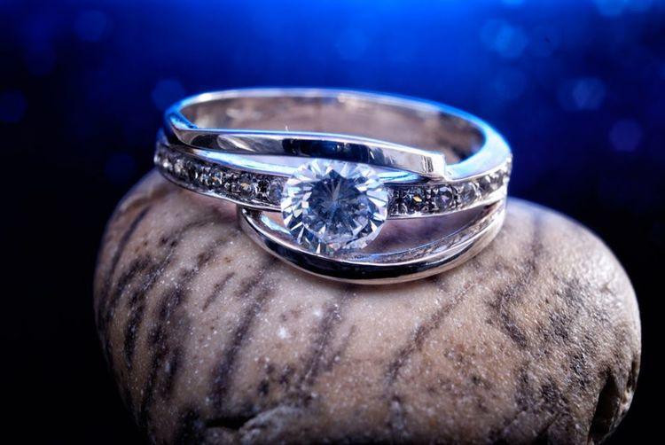 Luxury Jewelry Ring Beauty Close-up Minsk,Belarus