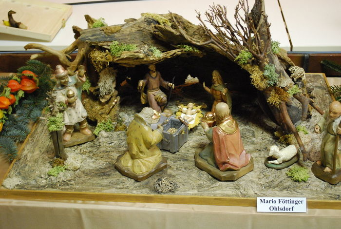 Advent Austrian Culture Christmas Christmas Decoration Christmastime Crib Cribs KRIPPE Krippen No People Wood - Material