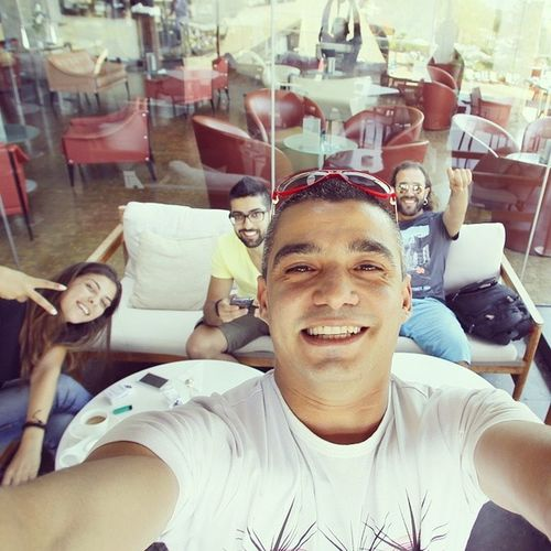 Heik Heik Derjeh Selfie w 8emeart khalfi cyprus limassol amathus summertime summerlove