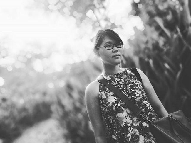 HuaweiP9 wide aperture effect then Instagram Filter . Oo Wilzworkz The Portraitist - 2016 EyeEm Awards