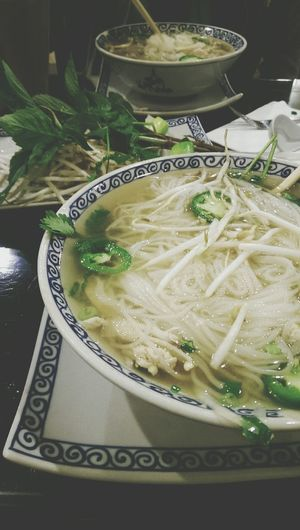 Pho was so delicious? First Eyeem Photo