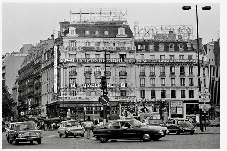 Paris 40 years
