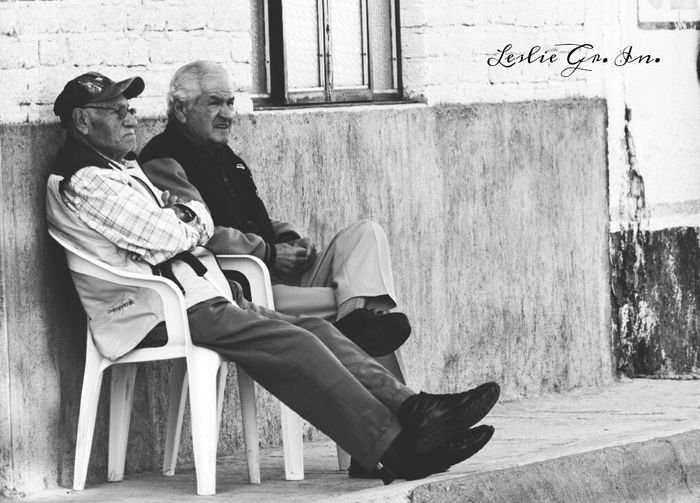 Streetphotography Leslie_Gr_In Street Mexico People Peoplephotography Black & White Men Blanco Y Negro Streetphoto_bw