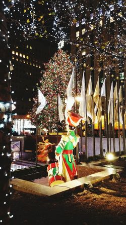 NYC Christmas Tree Toy Soldier