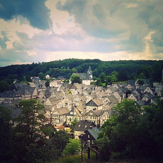 Altstadt Freudenberg Hello World