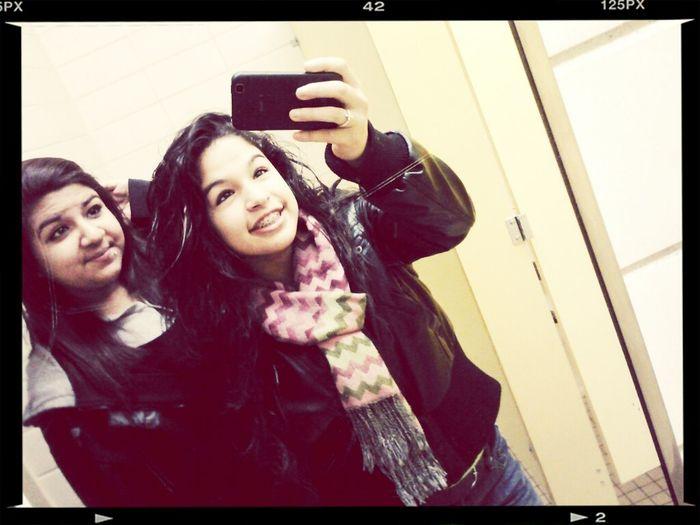 With Celeste!(: