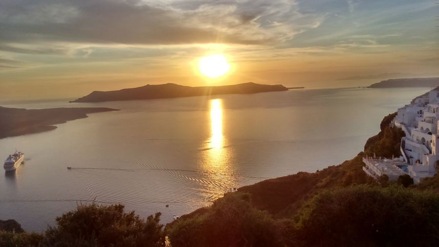 Santorini Island Relaxing ❤ First Eyeem Photo