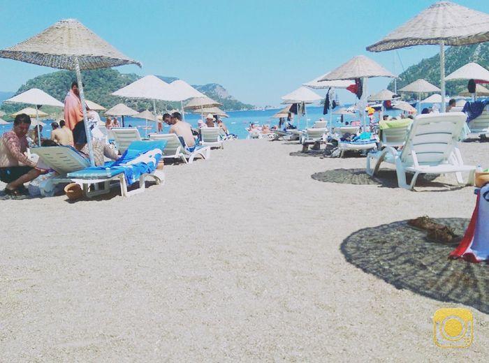 Deniz Sahil Güneş♡♥♡ Marmaris Icmelersahil