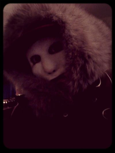 My phantom friend...