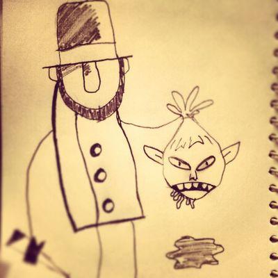 My Doodle Art .....:)