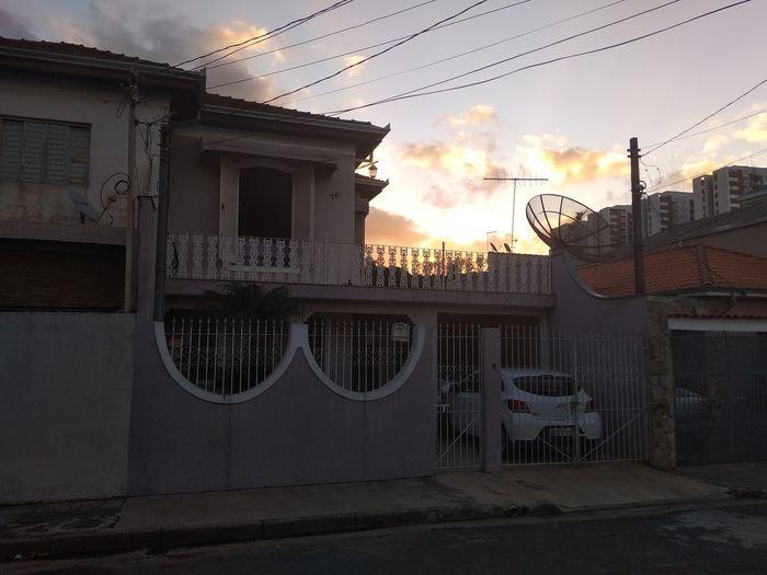 Jundaí Brazil Exchange Rotary Rotary Exchange Sunset Sky Architecture Building Sun Cloud - Sky Historic Sunbeam Sunrise