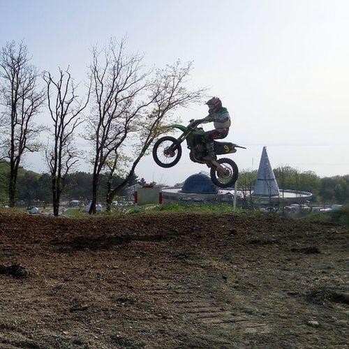 мотокросс Motocross гонки трюки гонщики