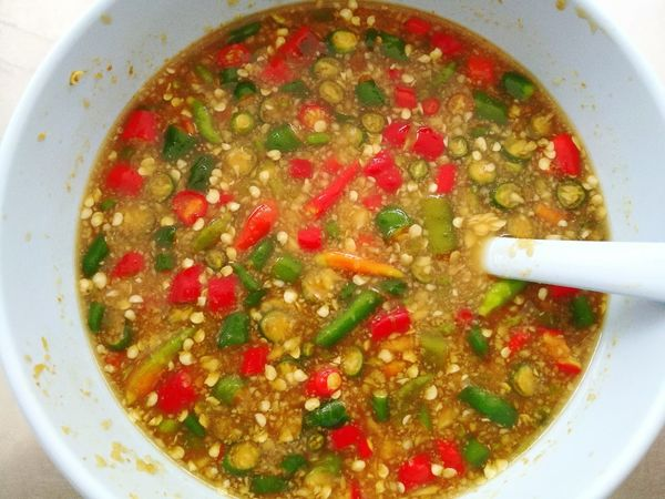 hot sauce Food spicy Chillies Red