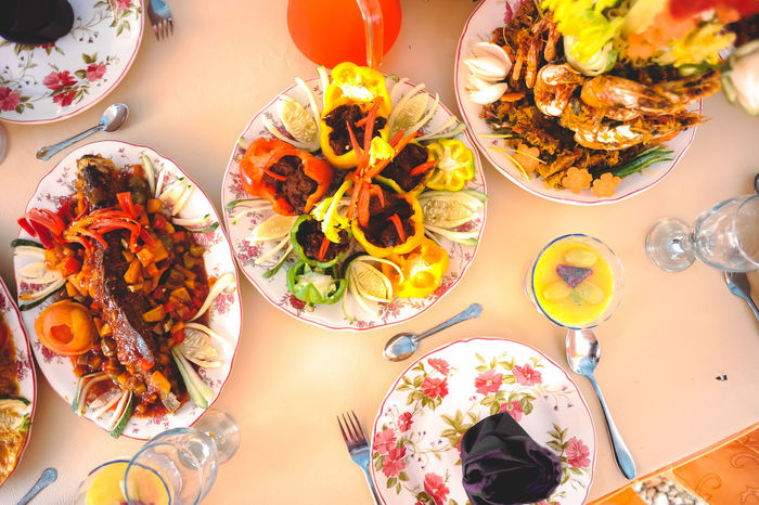 Alcohol Buffet Celebration Day Dining Table Dinner Directly Above Enjoyment Food Food And Drink Freshness Healthy Eating High Angle View Indoors  Lunch Meal Mexican Food No People Plate Ready-to-eat Serving Size Table Wine Wineglass Visual Feast