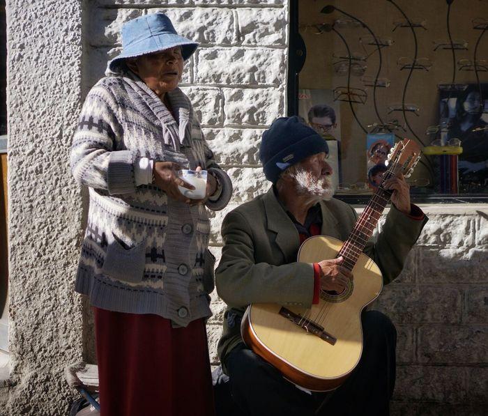 Duet... Duet Streetphotography Musicians