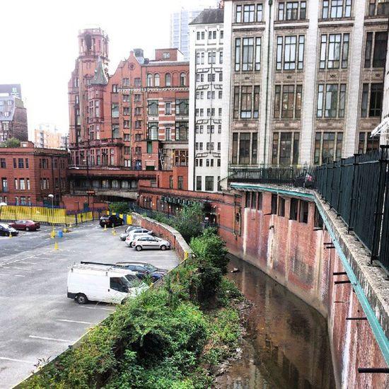 Manchester Hidden Canal