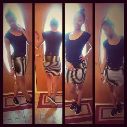 Church Flow <3 Earlier Today
