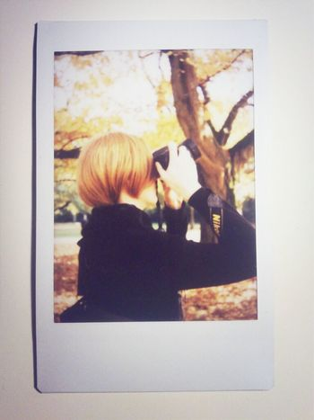 Taking Photos Instax Instax Love