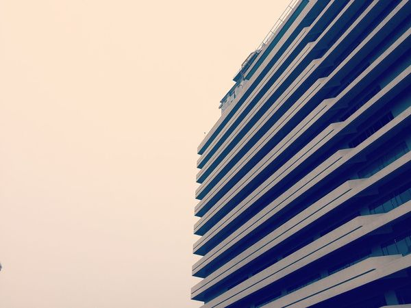Architecture Building Exterior Built Structure Modern Lines Shapes And Curves Forms Architecturelovers Photooftheday