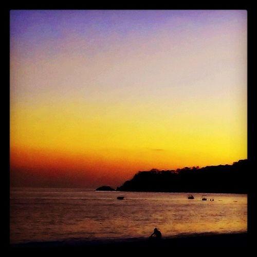Fethiye Belcekiz Deniz Plaj Coast Beach Bluelagoon Sundown