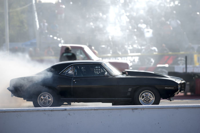 Burnout Byron Dragway Drag Race Smoke Blackandwhite Car Drag Car Land Vehicle