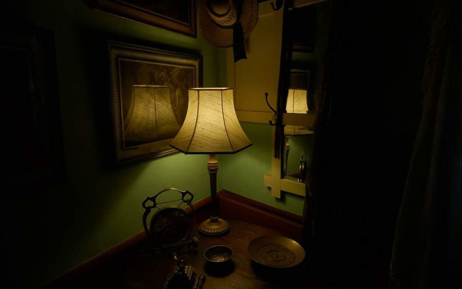HUAWEI Photo Award: After Dark Domestic Room Antique History Architecture
