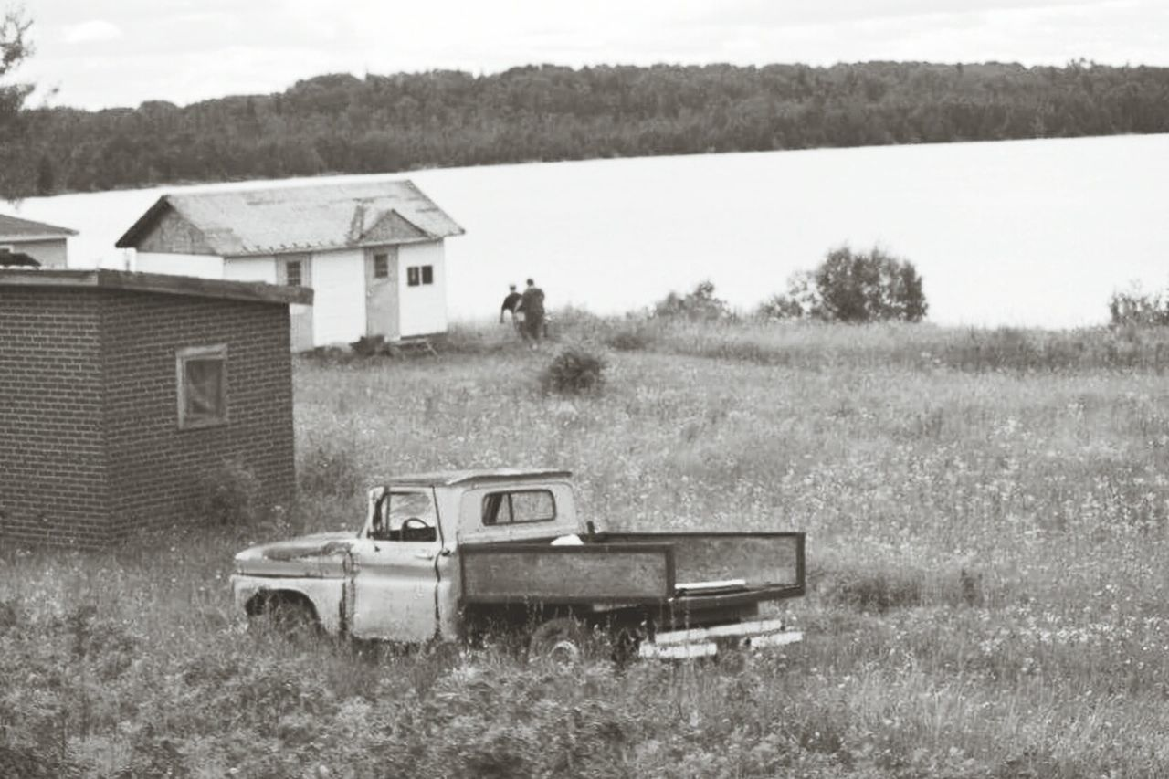 abandoned, damaged, field, old-fashioned, no people, day, outdoors, rural scene, nature
