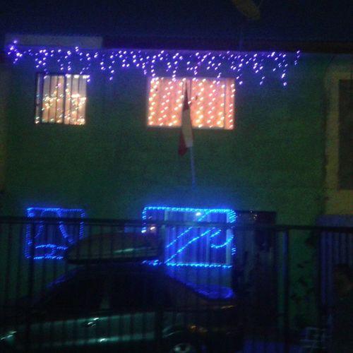 Es tan hermosa mi casita Navidad Quieroverlacuentadeluz Instanavidad Instaluz Instapic Instachile Afta