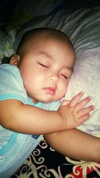 Missing this cute baby! Beloved nephew. Baby Bidayuh Borneo Nephew