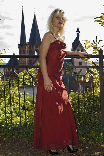Gelnhausen Standing Marienkirche Sternfee Goodnight Good Morning Good Morning! Beautiful Woman SexyGirl.♥ High Heels Blonde Women Who Inspire You Blonde Girl Nina Outdoors