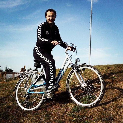 Siyahbeyaz Siyahbeyazaşk Yaşamölüm Bisiklet Bike Bicycle Heygidigunler Man