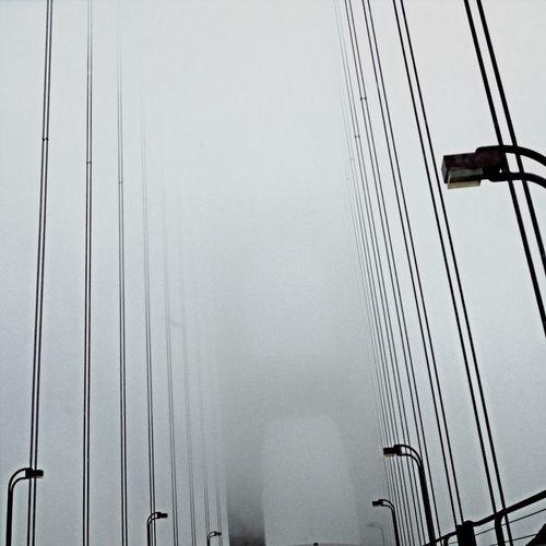 Blackandwhite Golden Gate Bridge Shootermag NEM Architecture