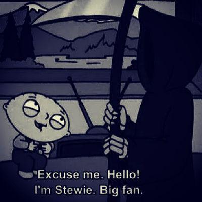 Stewie Griffin Familyguy Mysweetie