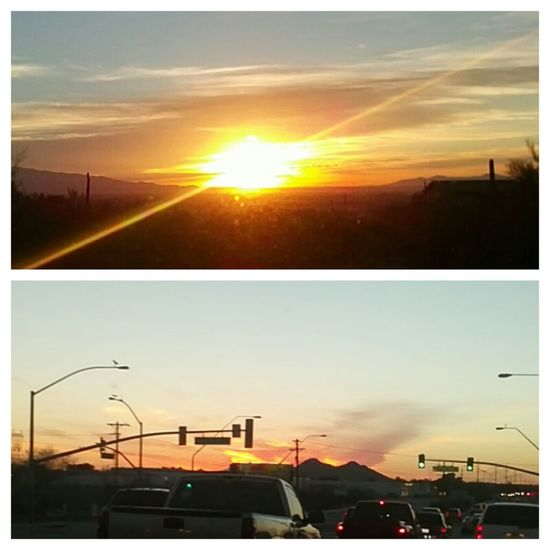 Sunrise and Sunset Today