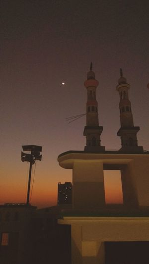 Mosque Architecture Mosques Of The World Mosque Sunset_collection Azan