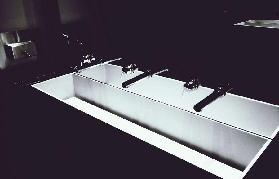 Monochrome Bathroom Beauty In Ordinary Things