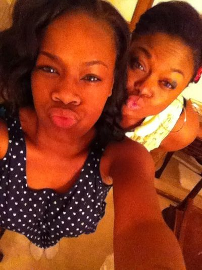 Me And My Non Look Alike Sister