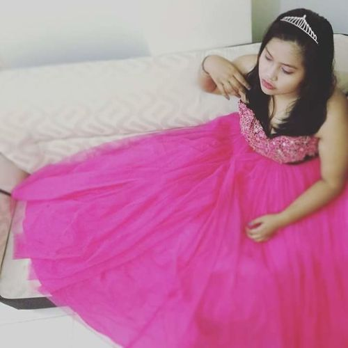 Throwback Eighteenth Birthday Debut  Pink Memorable Moment Happiest Day Of My Life Blessedandthankful 👸👸👸
