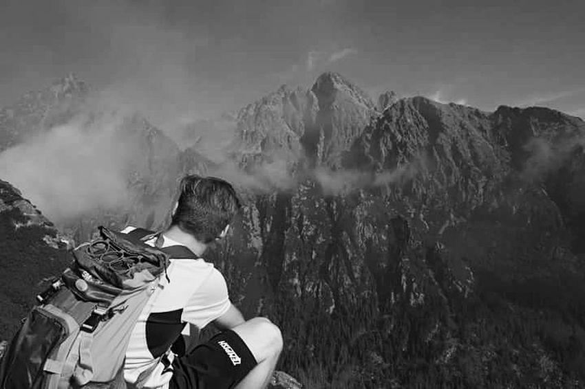 Mountains Trip Trip Photo Stone Stoner Liveisbeautiful Svetjetocojsemja Cz Dontforget Smile Top Onthetop Hicking Enjoying Life