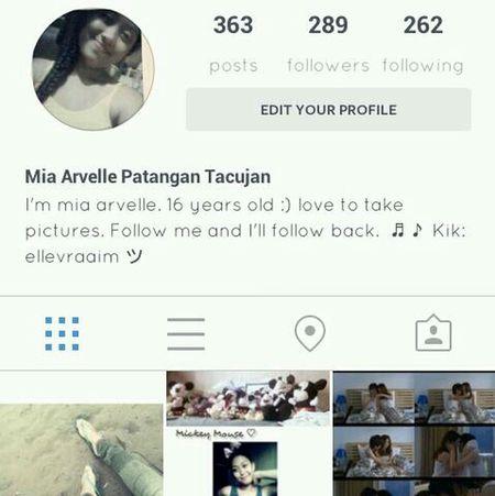 Follow me guys and I'll follow back ♥