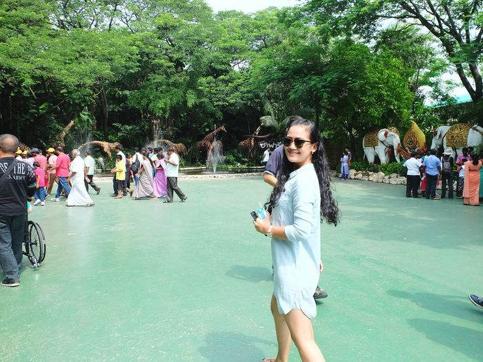 May 23, 2017 Thailand Bangkok Safari World Marine Park