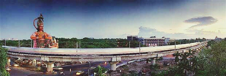 Capital city Delhi