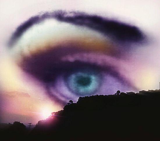 Blue Eyes ThatsMe Sanshine First Eyeem Photo Life In Colors Magic Eye